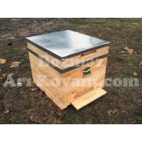 Çemberli Polenli Sedir Arı Kovanı